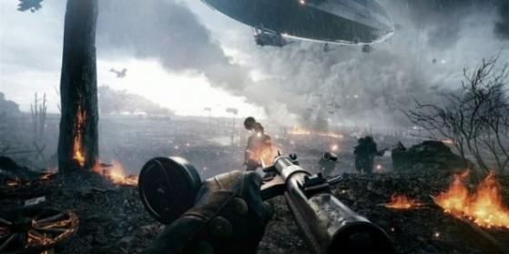Battlefield 1 : 12 min de gameplay solo