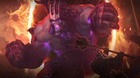 HotS Choc des héros - Arène des dominateurs