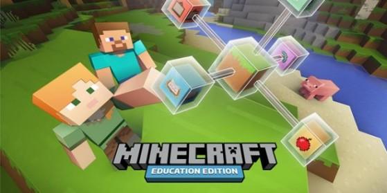 Minecraft Education Edition disponible