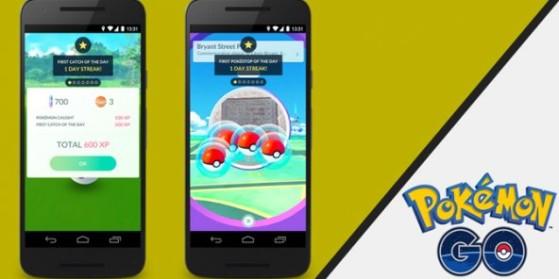 Mise à jour de Pokémon GO