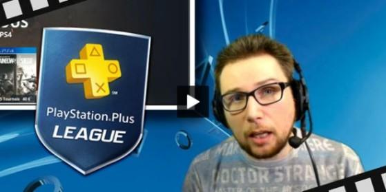 Zankioh vous présente la PS Plus League !