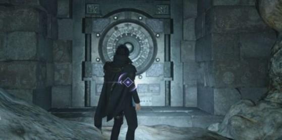 Final fantasy xv ouvrir portes secr tes millenium - Comment ouvrir une porte fermee a cle avec un trombone ...