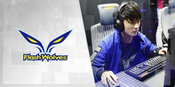 NL fait une pause chez Flash Wolves
