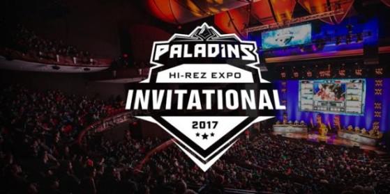 Paladins Invitational 2017