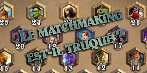 Les files d'attente de matchmaking ne sont pas disponibles