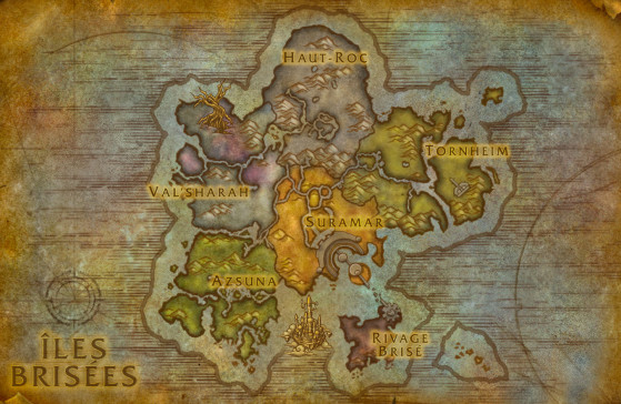 World of Warcraft : Légion - Millenium