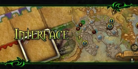 Améliorations de l'interface à la 7.2