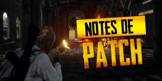 Patch Early Access BATTLEGROUNDS
