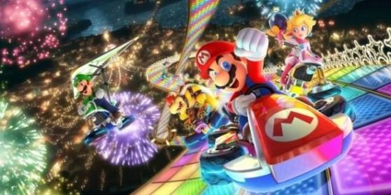 Test de Mario Kart 8 Deluxe sur Switch