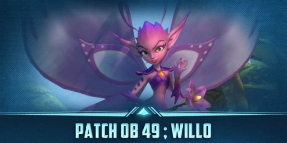 Paladins : Patch OB49 Willo