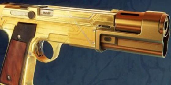Prey : Pistolet d'or d'Artemis