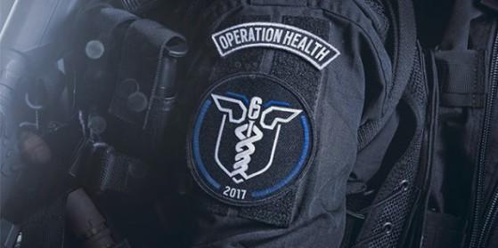 Operation Health, Rainbow Six Siege