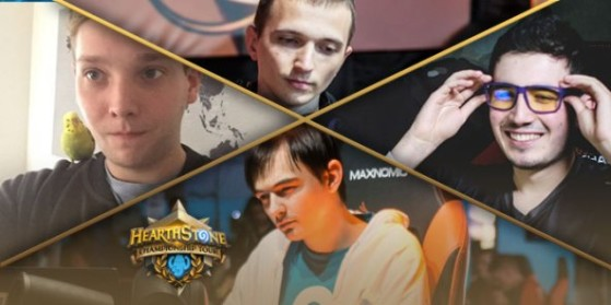 Hearthstone, Top 4 Europe des HCT Spring