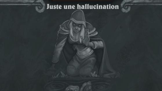 Hearthstone Bras de fer : Juste une Hallucination
