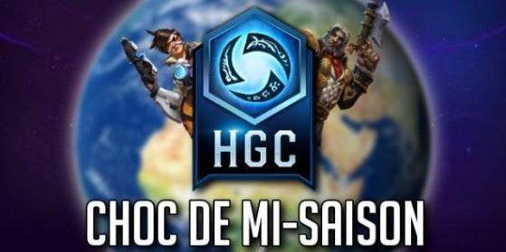 HGC 2017 - Choc de mi-saison