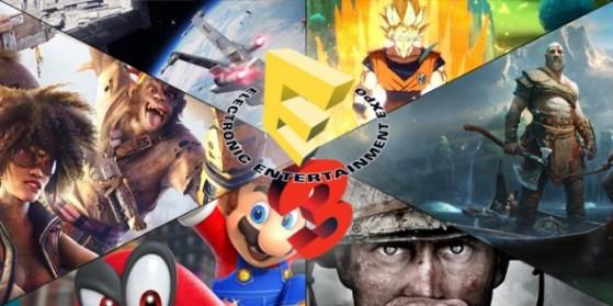 E3 2017 : Bilan + jeux à retenir