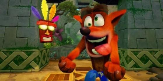 Test : Crash Bandicoot N Sane Trilogy