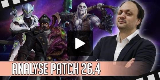 HotS Vidéo - Analyse patch 26.4