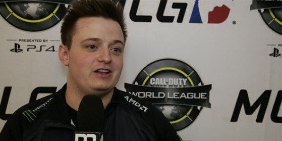 Interview Tommey, CoD Championship 2017