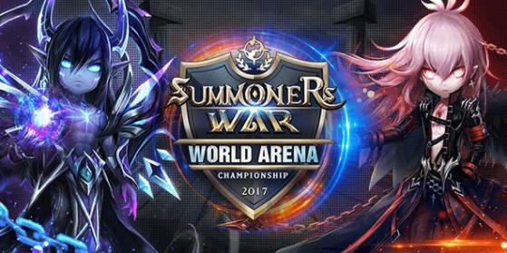Tournoi Summoners War World Arena
