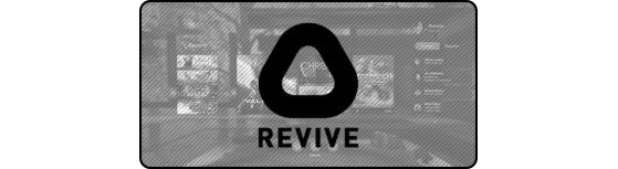 Tutoriel : Revive, le Rift sur le Vive