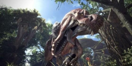 Monster Hunter: World trailer de gameplay