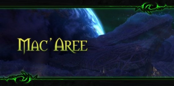 Mac'Aree, zone d'Argus (7.3)