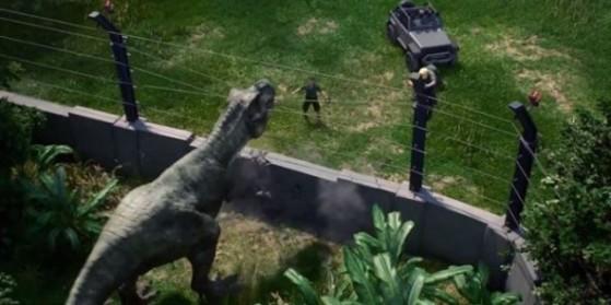 Jurassic world evolution rendu en jeu millenium - Jeux de jurassic park 3 ...