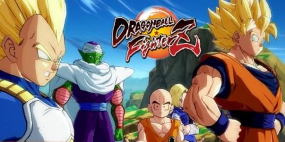Dragon Ball FighterZ : Mode Histoire