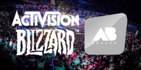Partenariat TV Activision Blizzard et AB