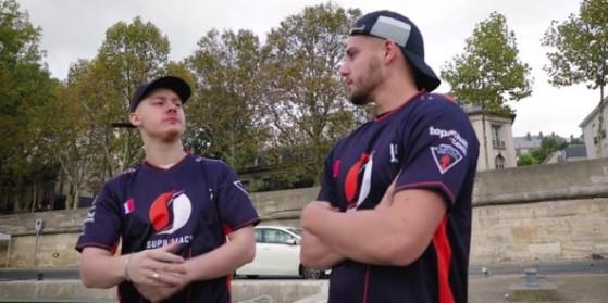 Veziok complète le roster Supremacy COD