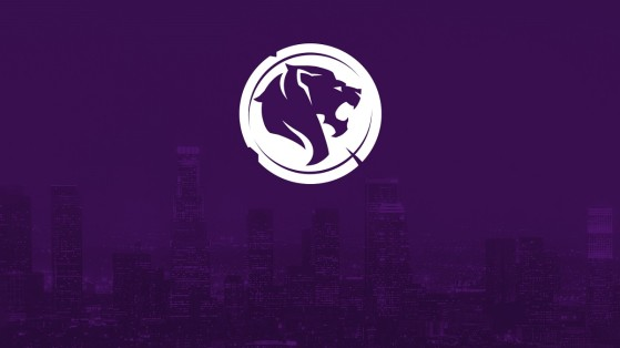 Overwatch League Los Angeles Gladiators : composition, roster, logo