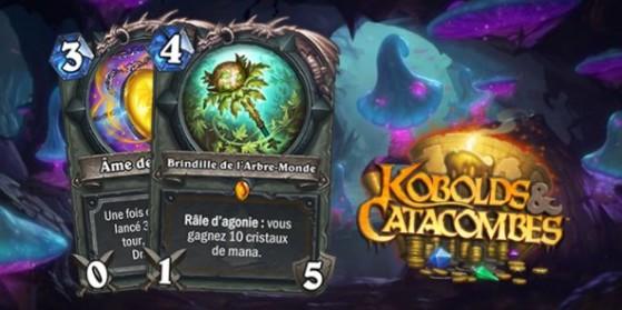 Kobolds & Catacombes, Armes légendaires