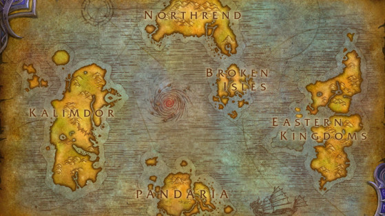 Patch 7.3.5 : Scaling des zones d'Azeroth