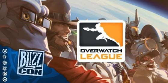 Blizzcon 2017 : Panel Overwatch League
