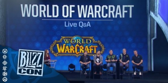 Blizzcon : Conférence Q&A Wow