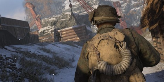 Call of Duty WW2 : mise à jour et patch PS4, Xbox One, PC