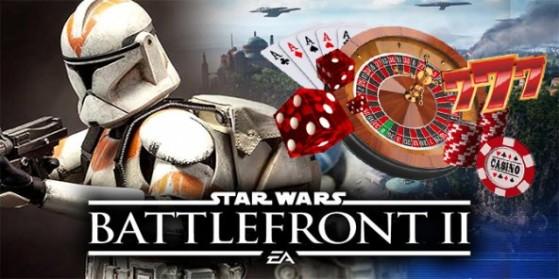 SW Battlefront 2, «un casino à thème»