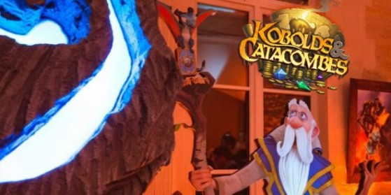 Hearthstone PressTour Kobolds & Catacombs