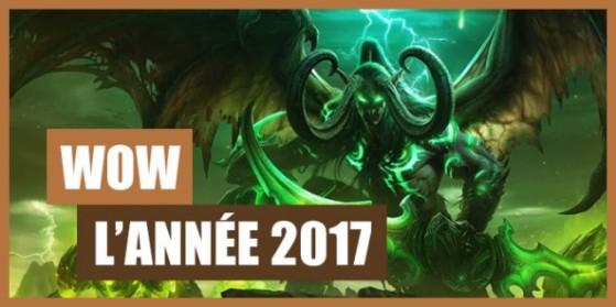 World of Warcraft, récap 2017