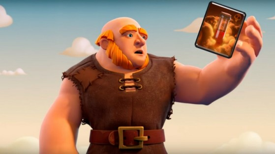 Clash Royale : Deck Goison Chief Pat