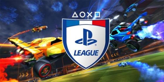 PS League : Rocket League s'envole