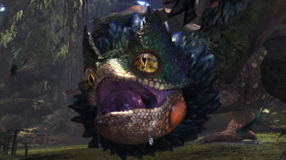 Monster Hunter World : Pukei-Pukei