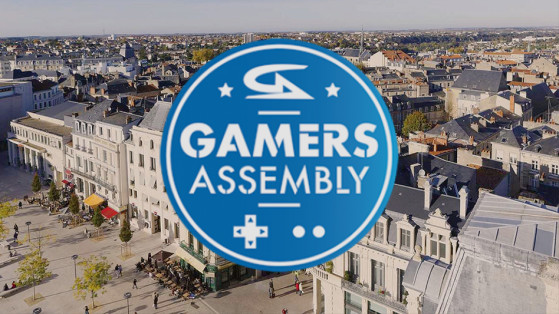 Gamers Assembly 2018 : du 31 mars au 2 avril