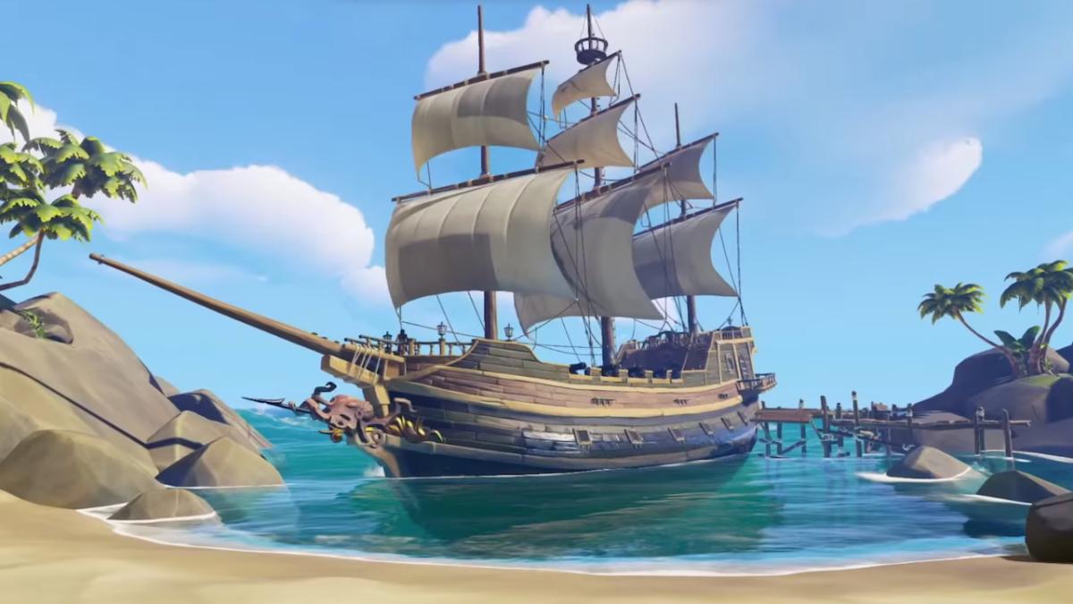 Sea Of Thieves Bateau Navigation Millenium