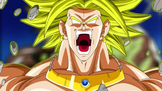 Broly (Super Saiyan) - Dragon Ball FighterZ