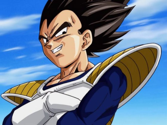 Vegeta normal - Dragon Ball FighterZ
