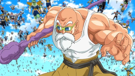 Tortue géniale (Muten Roshi) - Dragon Ball FighterZ