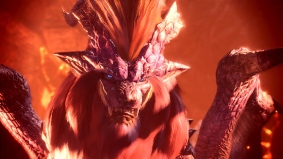 Monster Hunter World : Teostra