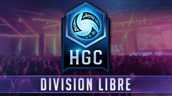 HotS HGC 2018 Europe : Division Libre #1